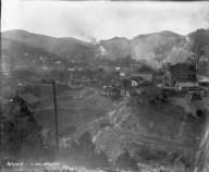Mining town, [Goldking?], Colorado. [negative]