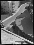 Street to Coit Tower. [San Francisco.] [negative]