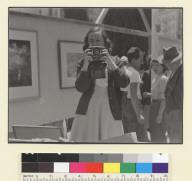 Art show, Union Square. [San Francisco.] [photographic print]