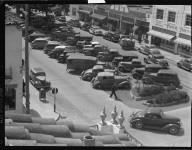 Carmel streets - Ocean Ave. [negative]