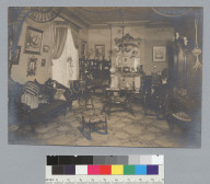 Parlor, William Letts Oliver house, 1066 12th Street, Oakland. [photographic print]