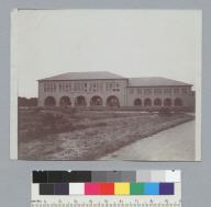Building, Stanford University, California. [photographic print]