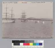 Regatta in celebration of Queen Victoria's Diamond Jubilee, Martinez, no. 1. [photographic print]