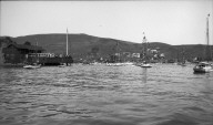 Corinthian Yacht Club Regatta. [negative]