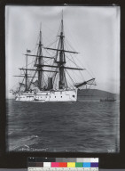 HRMS Triumph (ship). [photographic print]