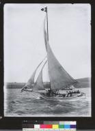 Cyclone (yacht). [photographic print]