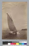 Truant (yacht). [photographic print]