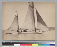 Emerald (yacht). [photographic print]