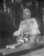 Buddha, Bohemian Grove. [negative]