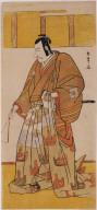 Ichikawa Danjuro V as a feudal lord