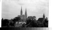 Chartres Cathedral. Chartres, Fance.