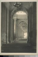 H152. [Colonnade, Court of Palms (George W. Kelham, architect).]