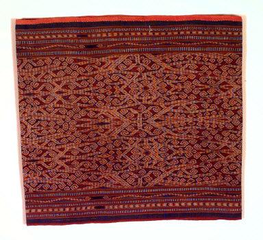 Textile, kain kebat, woman's skirt. Malaysia