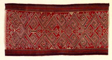 Textile, skirt. Malaysia