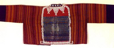 Textile, jacket. Sumatra
