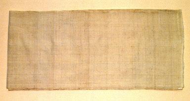 Textile. Indonesia or India
