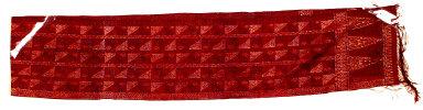 Textile, selendang, sash, shoulder wrap. Indonesia