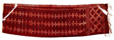Textile, selendang, scarf. Indonesia