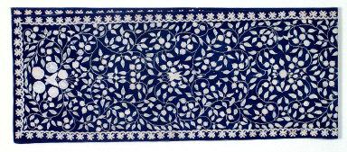 Textile, selendang, sash or carrying cloth. Indonesia