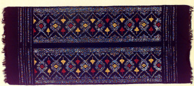 Textile, hip cloth?. Indonesia