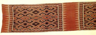 Textile, sekomandi, wall hanging, funeral shroud. Indonesia