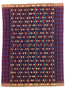Textile, lipa pungsa ula zua, sarong. Indonesia