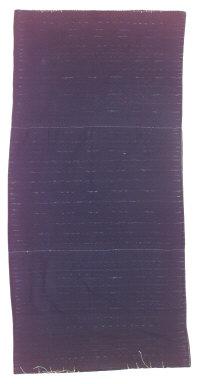 Textile, lawo wua wera, woman's sarong. Indonesia