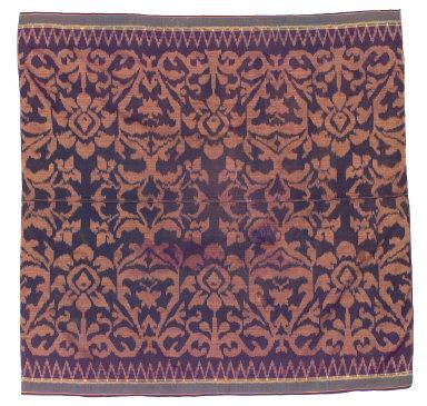 Textile, nduk, sarong. Indonesia