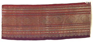 Textile fragment. Indonesia
