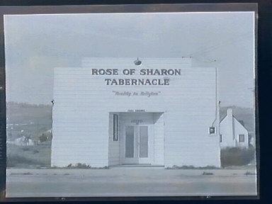 Rose of Sharon Tabernacle San Joaquin