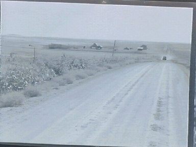 South Dakota Rural Landscape