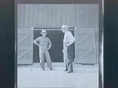 Iowa farm family