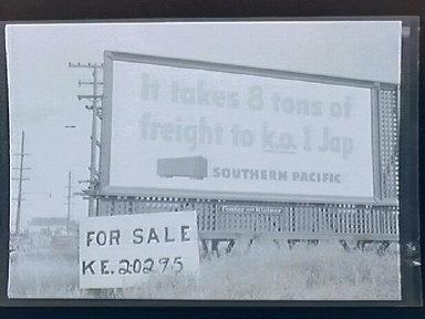 Signs, Metropolitan Oakland Wartime - Do You Remember