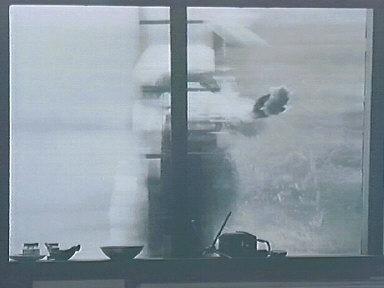 George Fujimoto, Washing the Studio Windows