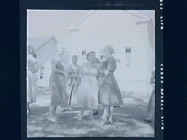 "Toquerville, Utah 1953, Sunday in Summer Series, ""The Gals"""