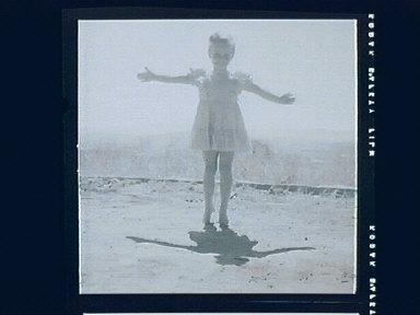 1.) Dancing Girl 2.) Unknown Cowboy