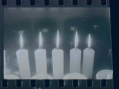 Christmas (and Candles)