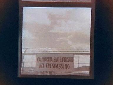 San Quentin Sign