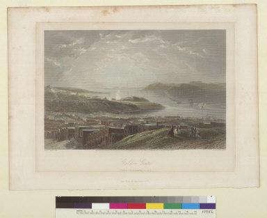 Golden Gate, from Telegraph Hill [California]
