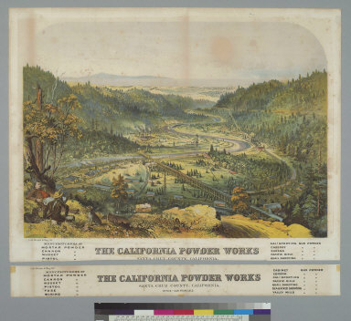 The California Powder Works: Santa Cruz County, California