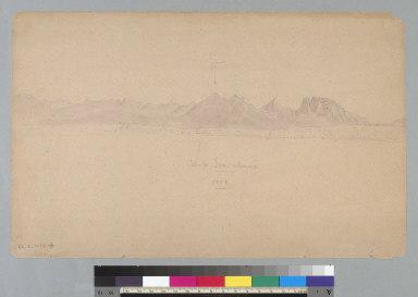 Camp Semiahmoo, [Washington] 1858