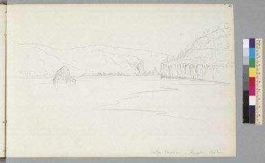 [Cape Horn, Columbia River, Washington, August 1852]