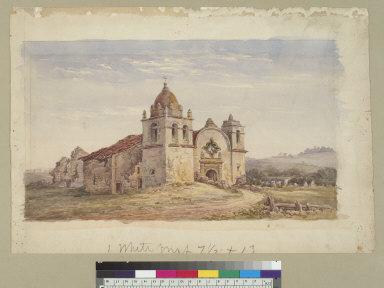 [Mission San Carlos Borromeo, Carmel, California)