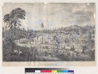 Columbia [California] January 1852