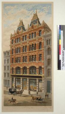 [H.S. Crocker & Co. building, San Francisco, California]