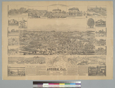 Auburn, [Placer County] Cal[ifornia]
