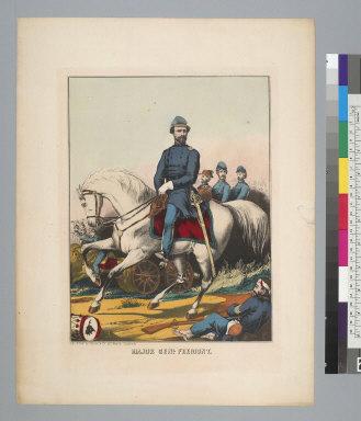 [Portrait of Major General John C. Fremont]