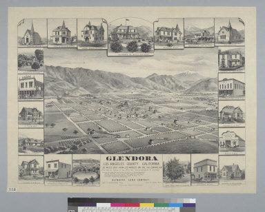Glendora, Los Angeles County, California