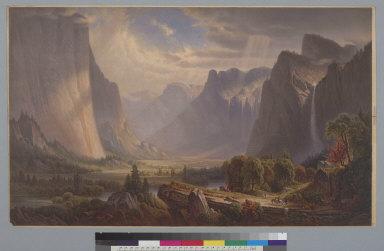 [Yosemite Valley, California]