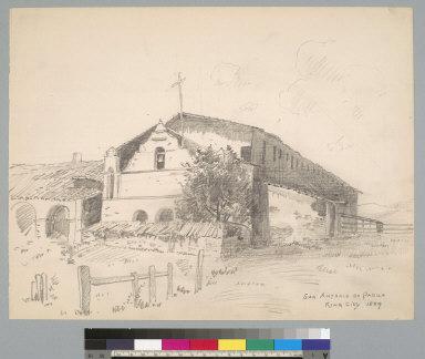 San Antonio de Padua [Mission], King City [California] 1889